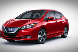 2019 Nissan Leaf SV Rumors