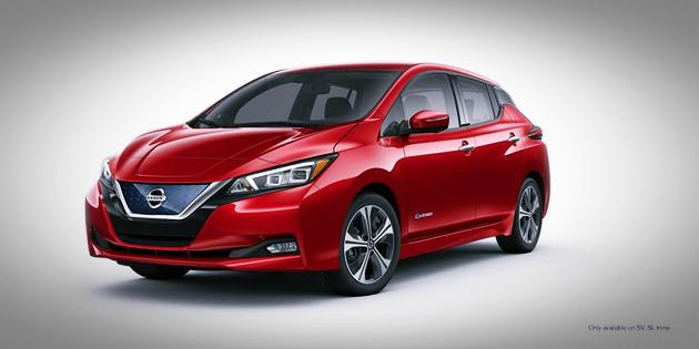 2019 Nissan Leaf SV Rumors