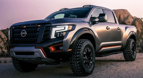 2019 Nissan Titan Sr Midnight Edition Redesign Nissan Review