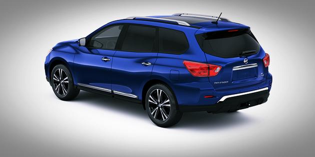 2020 Nissan Pathfinder S V6 Rumors