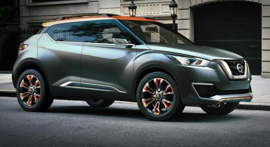 2021 Nissan Kicks Redesign