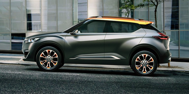 2021 Nissan Kicks Redesign