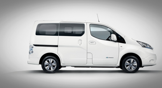 2019 Nissan E NV200 Combi Review