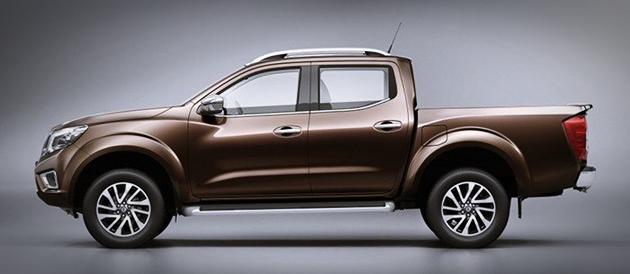 2019 Nissan Navara Acenta Redesign