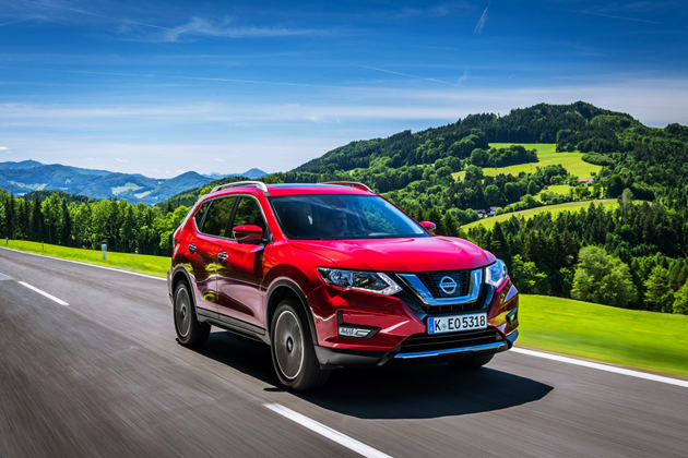 2019 nissan x trail conecta review nissan review. Black Bedroom Furniture Sets. Home Design Ideas