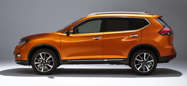 2020 Nissan X Trail ST 2WD Rumors