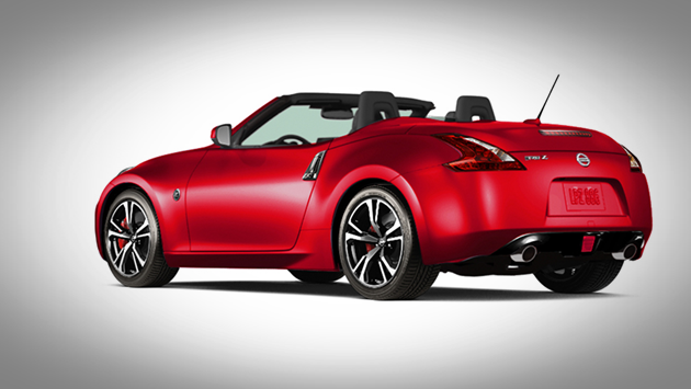 2021 Nissan 370Z Roadster Touring Sport Redesign