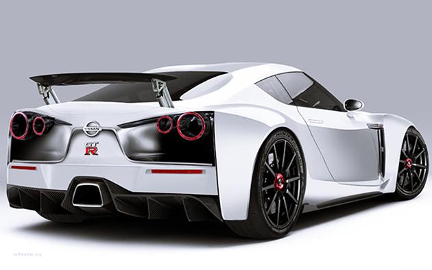 2019 Nissan GTR R36 Rumors
