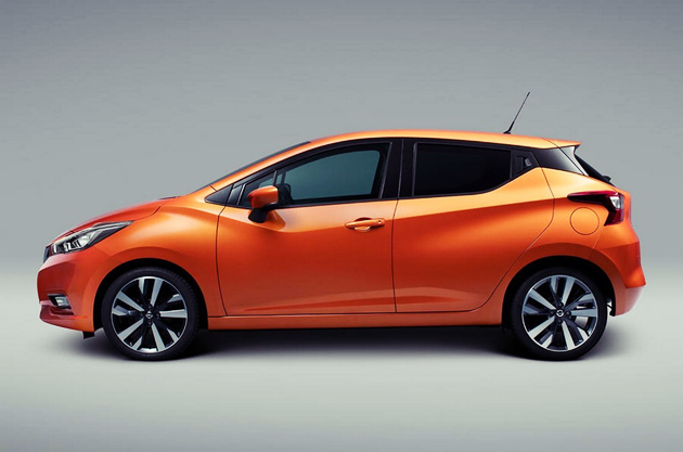2019 Nissan Micra Acenta Redesign