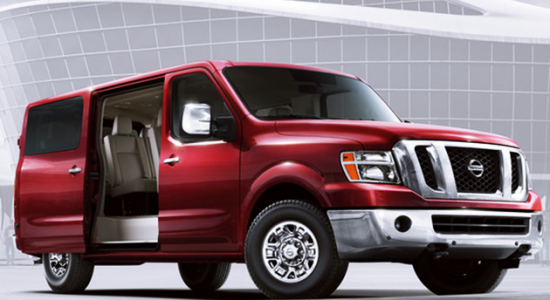 2019 Nissan NV Passenger NV3500 HD SL Rumors