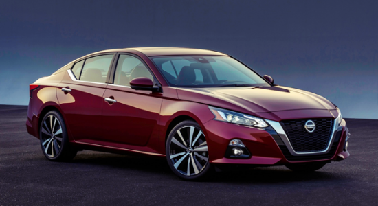 2020 Nissan Altima SR Special Edition Redesign