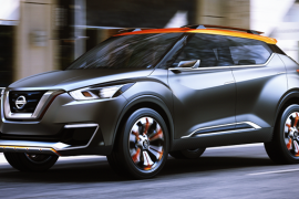 2020 Nissan Kicks SR Rumors