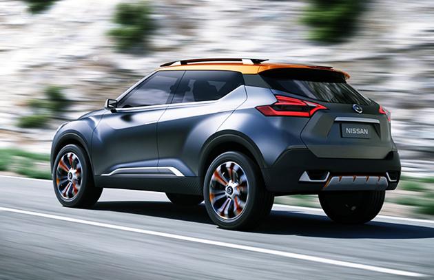 2020 Nissan Kicks SR Rumors