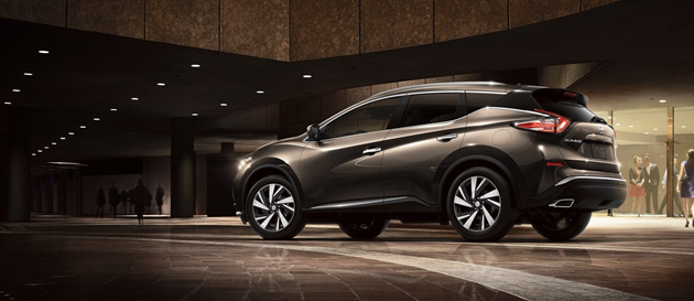 2020 Nissan Murano Platinum Specs