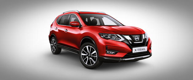 2020 Nissan X Trail Acenta Features