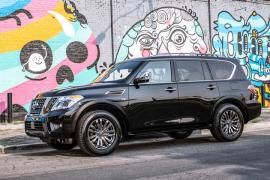 2021 Nissan Armada Platinum Reserve Rumors