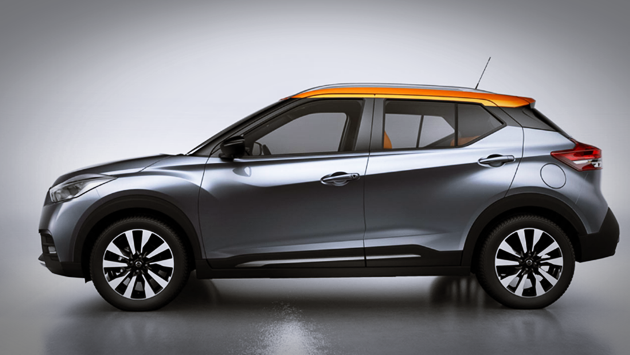 2021 Nissan Kicks SV Redesign