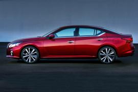 2020 Nissan Altima Platinum Redesign
