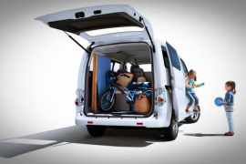 2020 Nissan E NV200 Review