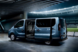 2020 Nissan E NV300 Review