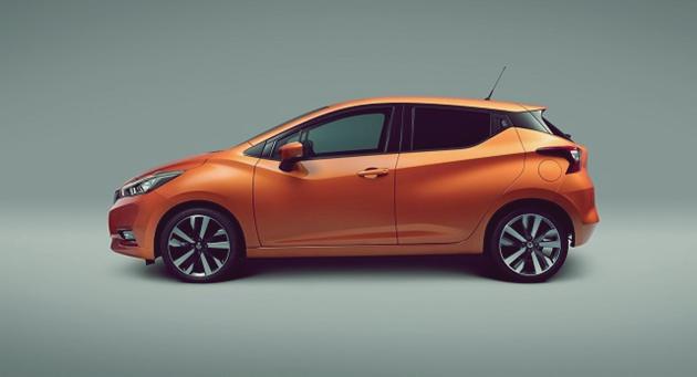 2020 Nissan Micra Tekna Redesign