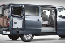 2020 Nissan NV Passenger Van Features