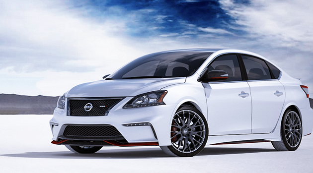 2020 Nissan Sentra SR Turbo Rumors