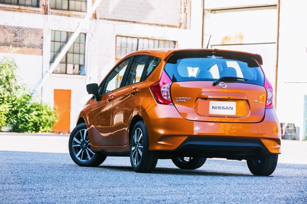 2020 Nissan Versa Note SV Price and Release Date
