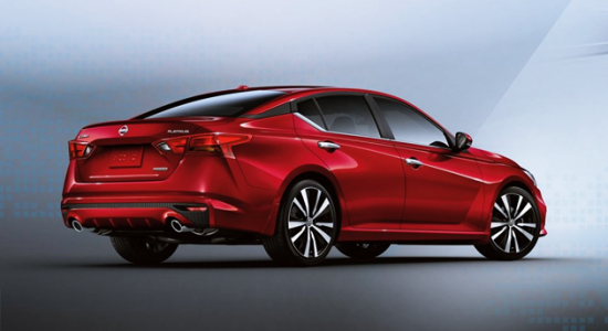 2021 Nissan Altima SL Release Date