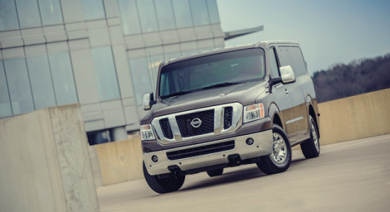 2019 Nissan NV1500 Redesign