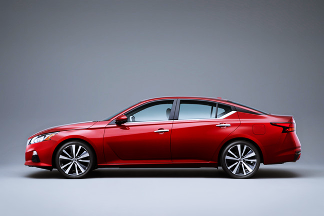 2020 Nissan Altima SV Features