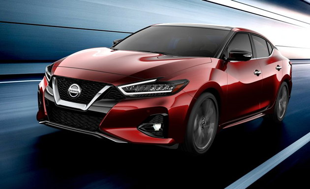 2020 Nissan Maxima SR Midnight Edition Redesign