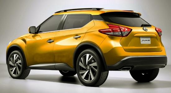 2019 Nissan Juke Tekna Redesign