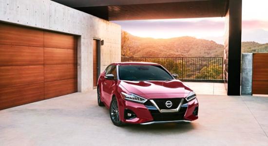 2021 Nissan Maxima SR Release Date