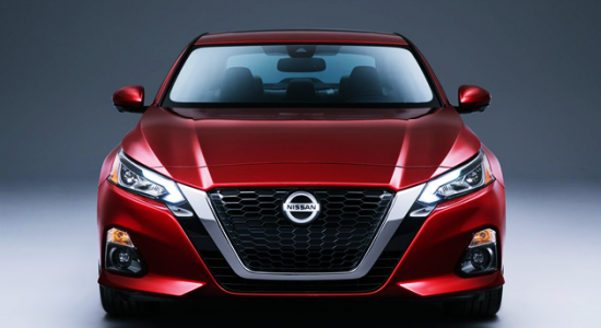 2020 Nissan Altima Platinum VC Turbo Rumors