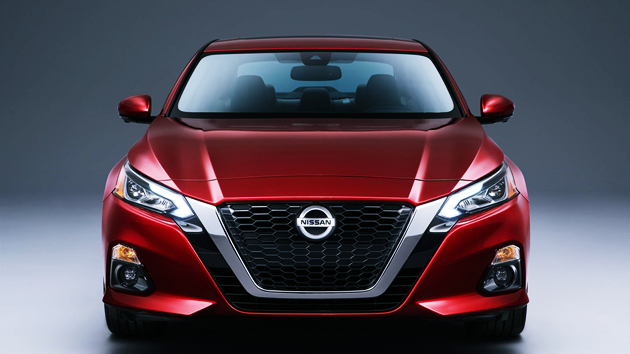 2020 Nissan Altima Platinum VC Turbo Rumors