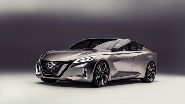 2020 Nissan Maxima SL Rumors
