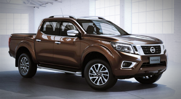 2020 Nissan Navara N Guard Redesign