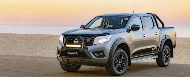 2020 Nissan Navara ST Black Edition Rumors