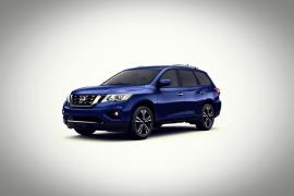 2020 Nissan Pathfinder ST 2WD Redesign
