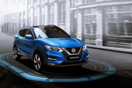2020 Nissan Qashqai STL Review