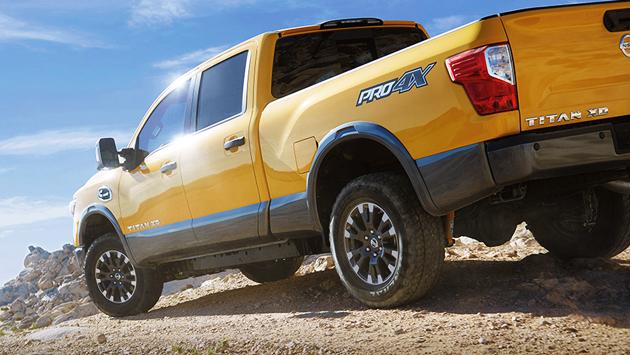 2021 Nissan Titan XD pro 4X Diesel Rumors